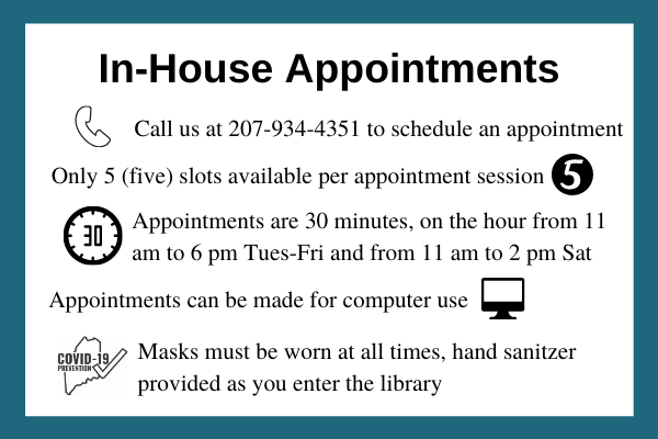 In-House Appointments